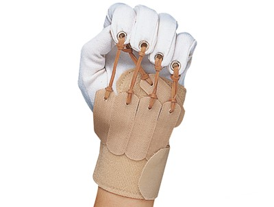 Deluxe Finger Thumb Glove L S/M