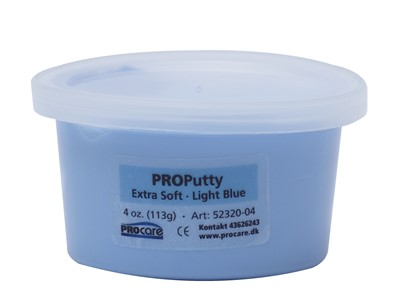 Putty Extra Soft Light Blue 4 oz