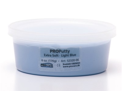 Putty Extra Soft Light Blue 6 oz
