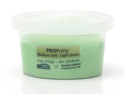 Putty Medium Soft Light Green 4 oz