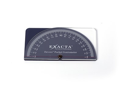Devore Pocket Finger Goniometer