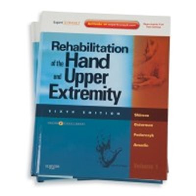 Book: Rehab of the Hand (5rd Edition)