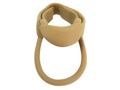 Headmaster Collar Junior Beige
