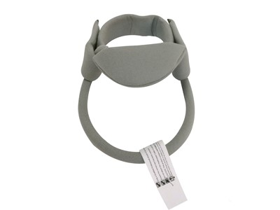 Headmaster Collar Grey, Large