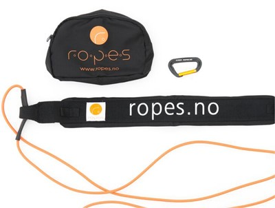 ROPES Bungee Physio orange/let