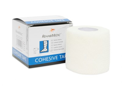 Cohesive Tape 5cm x4,6m White (1)