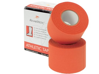 Non-Elastic Adh.Tape 3.8cm x10m Orange(2