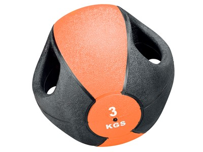 Esfera Handle 3 kg Orange ø23cm