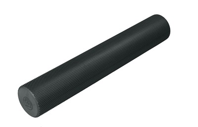 Pilates rulle sort ø15 cm - 90cm