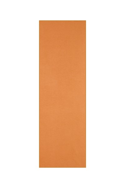 Yoga microfiber tæppe 180x60x0.5 Orange